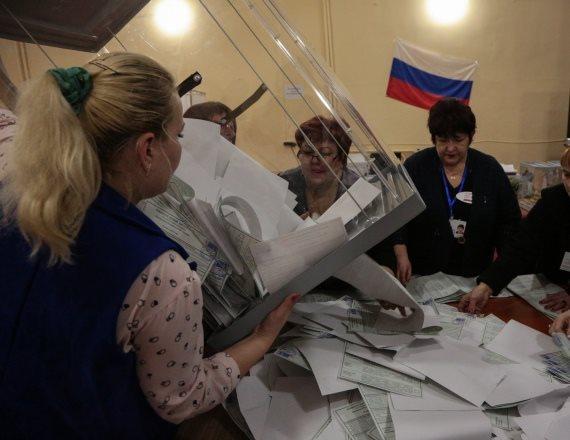 קלפי ברוסיה