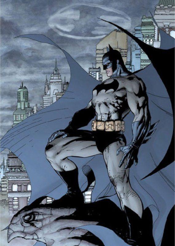 עטיפת חוברת קומיקס של באטמן