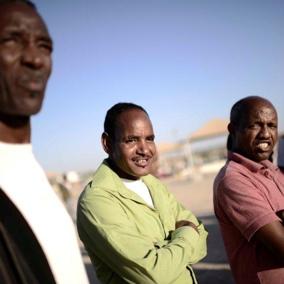 מהגרים מאפריקה