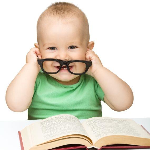 תינוק וספר