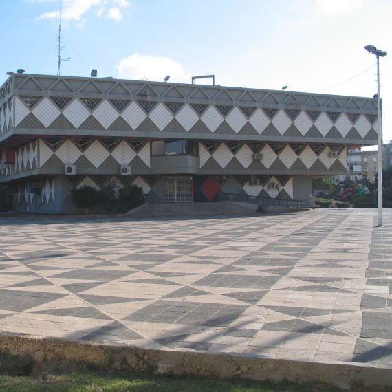 רחבת העירייה