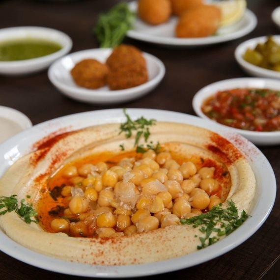 חומוס אוכל ישראלי