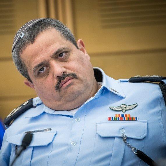 """מפכ""""ל המשטרה רוני אלשיך"""
