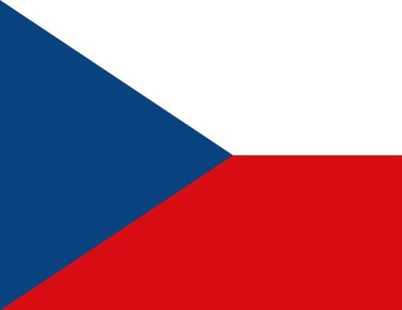 דגל צ'כיה
