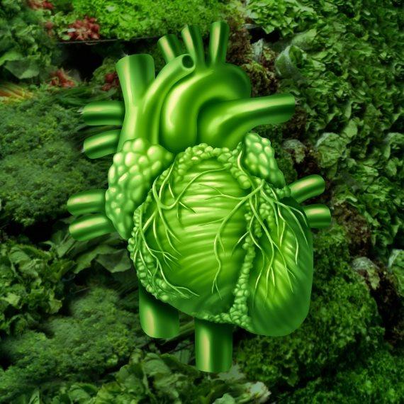 לב ירוק