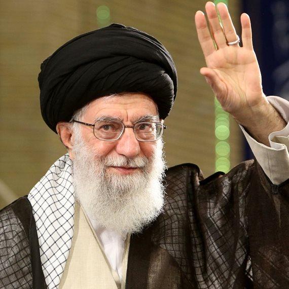מנהיג איראן עלי ח'אמנאי