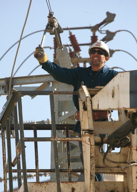 עבודות של חברת החשמל
