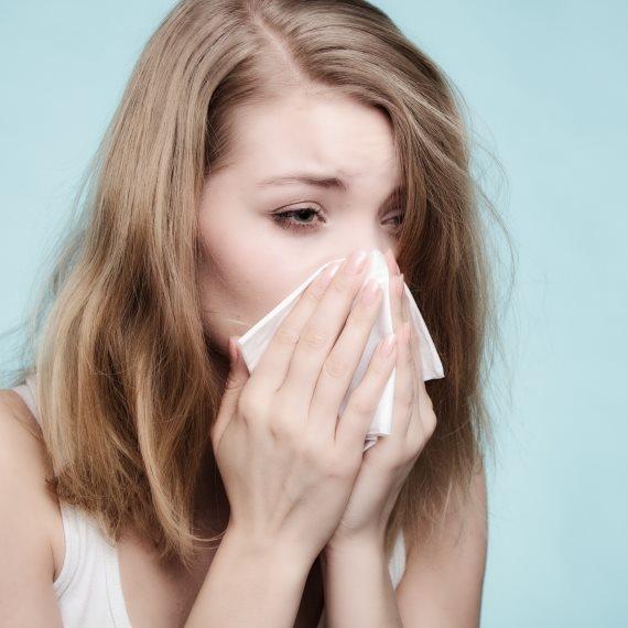 אפשר לקבל אלרגיה בגיל ארבעים וגם בגיל שנה