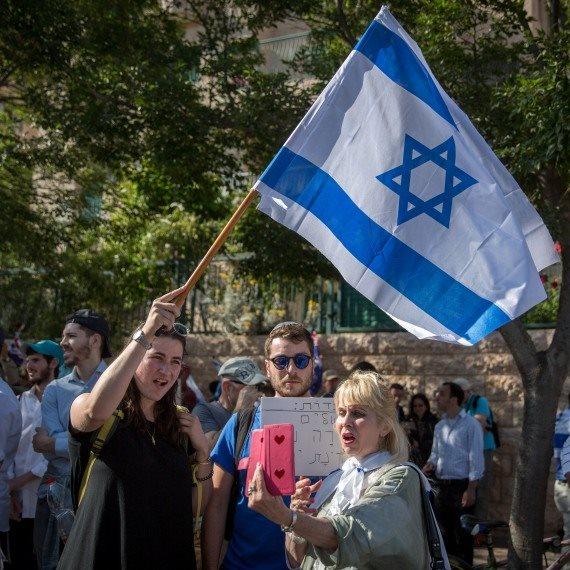 העברת השגרירות האמריקנית לירושלים