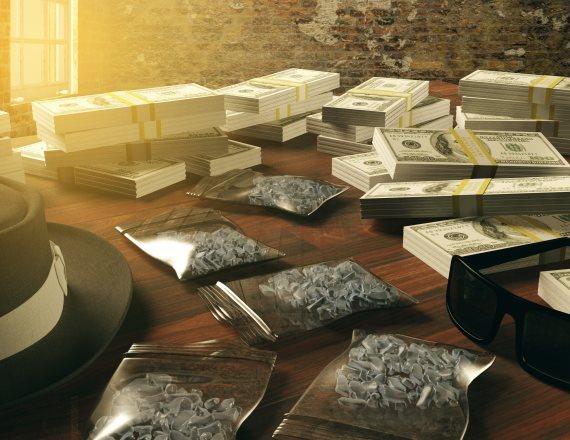 סמים וכסף