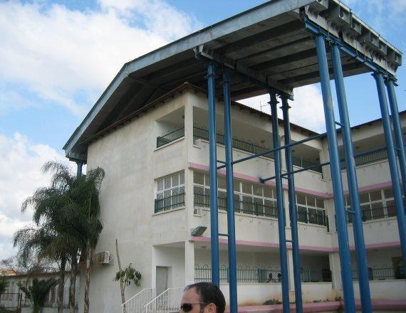 מיגון בית ספר ביישוב כפר מימון