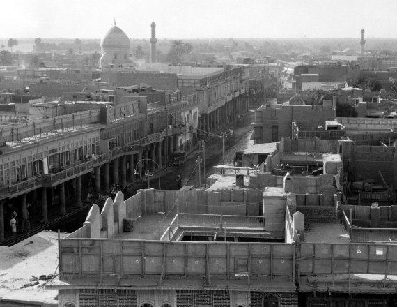 בגדאד בירת עיראק בשנות ה-30