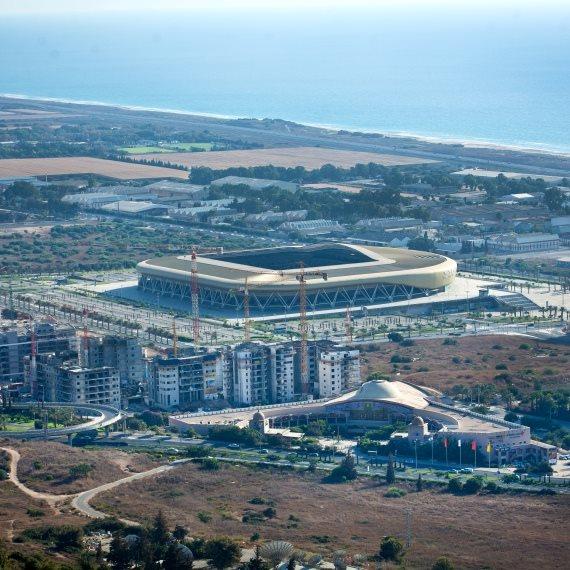 אצטדיון סמי עופר בחיפה