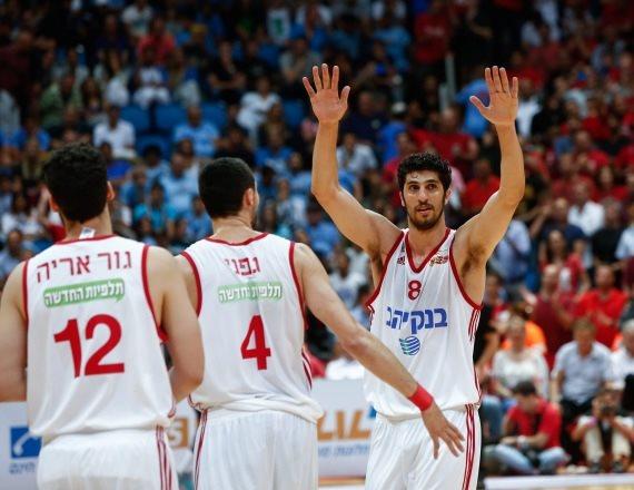 שחקני הפועל ירושלים בכדורסל