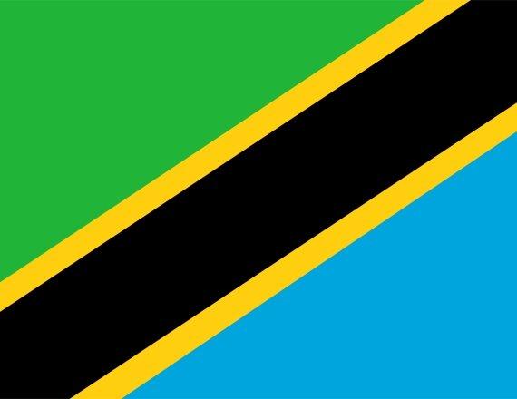 דגל טנזניה
