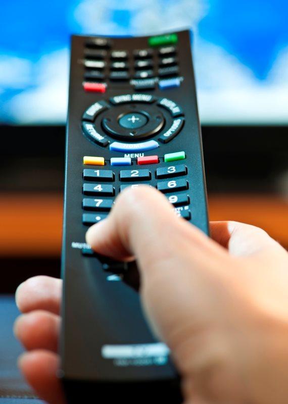 שלט רחוק לטלוויזיה
