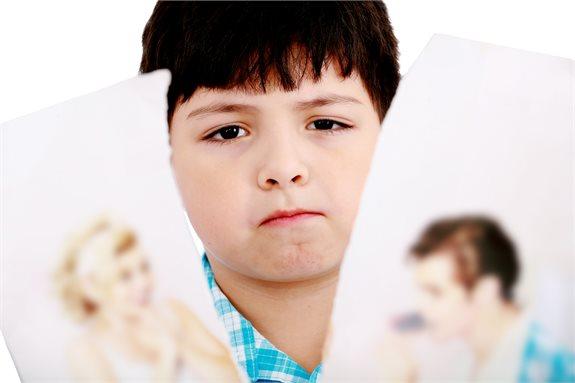 ילד להורים גרושים