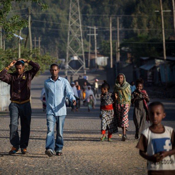 יהדות אתיופיה בגונדר