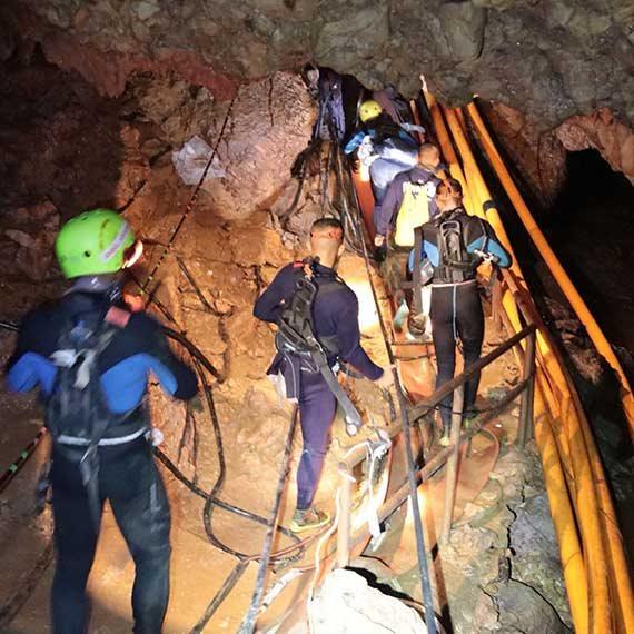 חילוץ הנערים בתאילנד