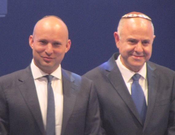 שמואל אבוא ונפתלי בנט