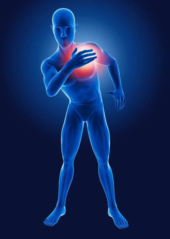 גוף האדם וכאב