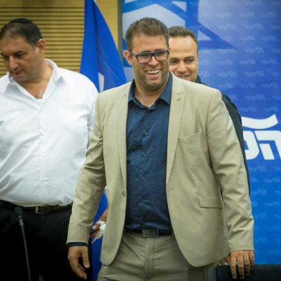 חבר הכנסת אורן חזן