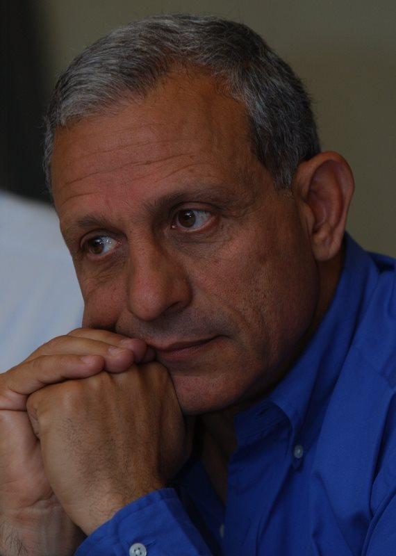 מפקד חיל האוויר לשעבר איתן בן אליהו