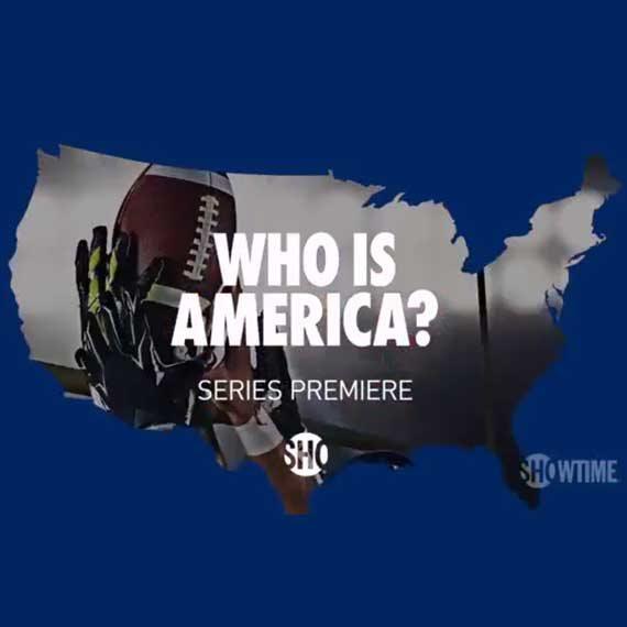 מי זאת אמריקה?