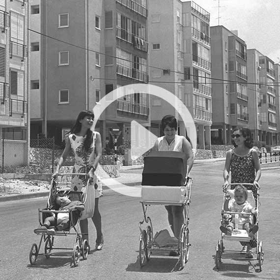תל אביב, 1970