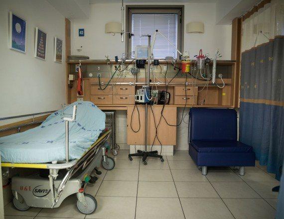 חדר בית חולים (צילום אילוסטרציה)