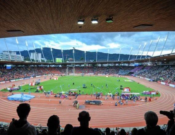 איצטדיון אתלטיקה