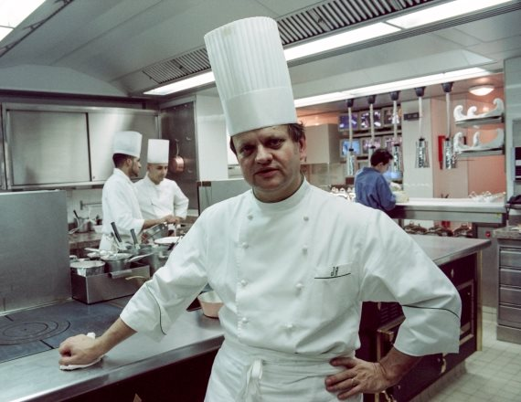 השף ז'ואל רובישון