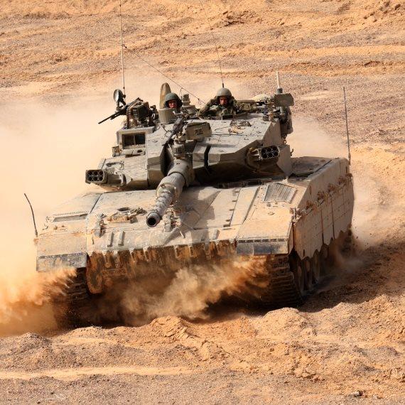 טנק ישראלי