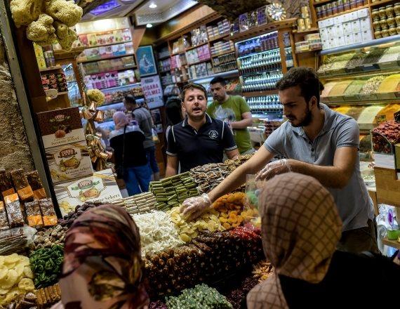 שוק באיסטנבול