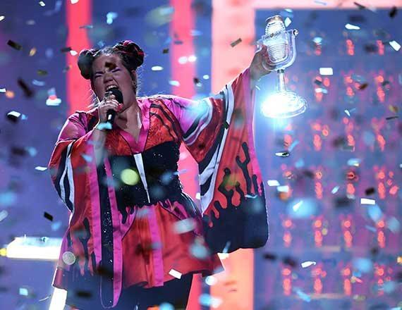 נטע ברזילי באירוויזיון