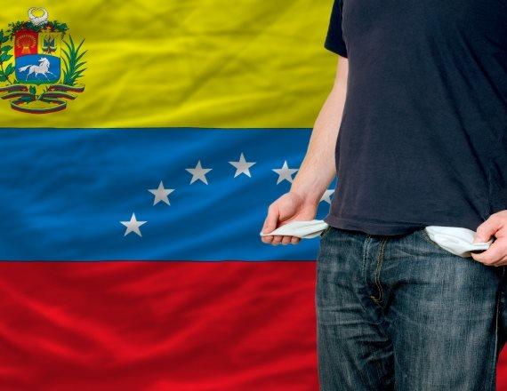 כלכלת ונצואלה קורסת