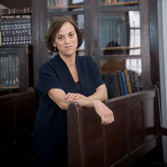 """ד""""ר רות קלדרון"""
