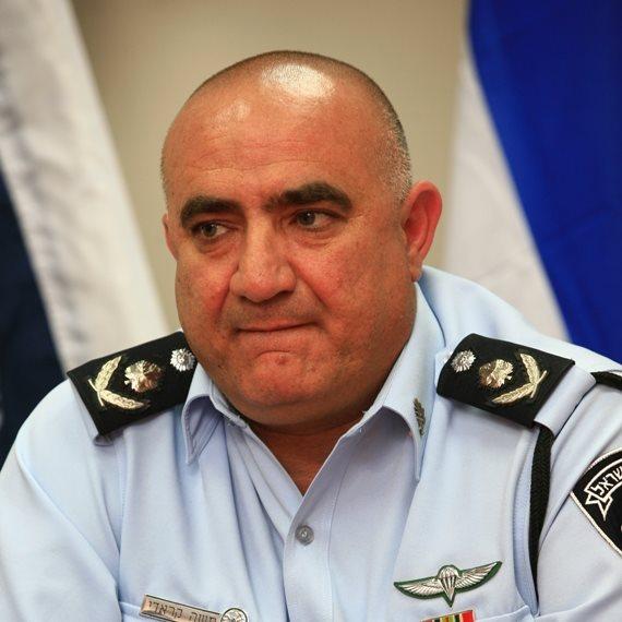 """מפכ""""ל המשטרה לשעבר משה קראדי"""