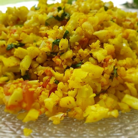 אורז כרובית בתיבול פרסי
