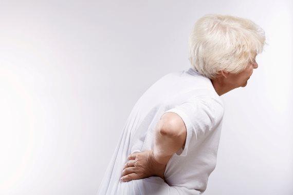כאבים בגב התחתון