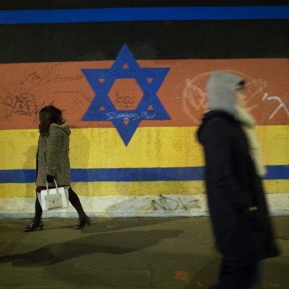 גרמניה, חומת ברלין