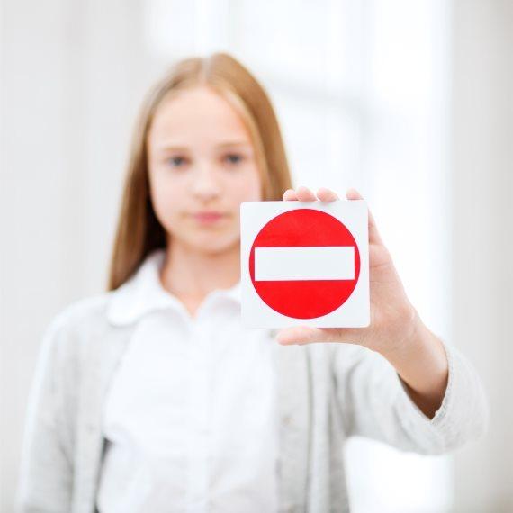 ילד אסור, ילד מותר