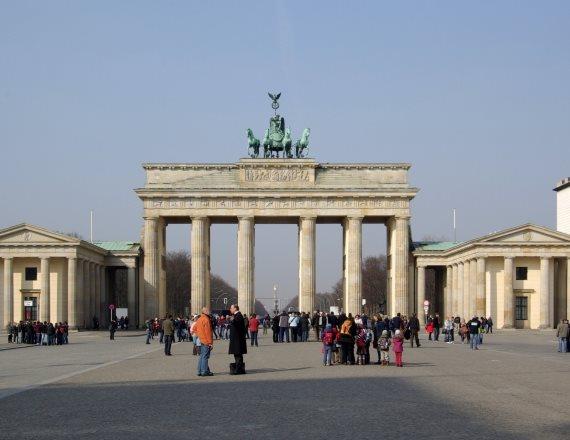 שער ברנדנבורג - גרמניה