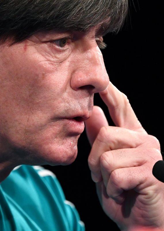 מאמן נבחרת גרמניה יואכים (יוגי) לב