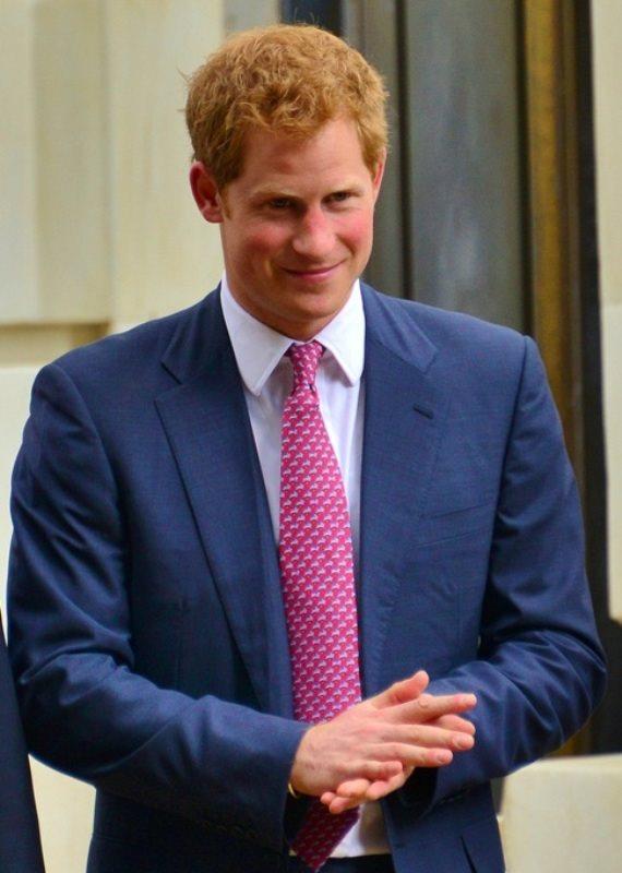 הנסיך הארי - בקרוב אבא