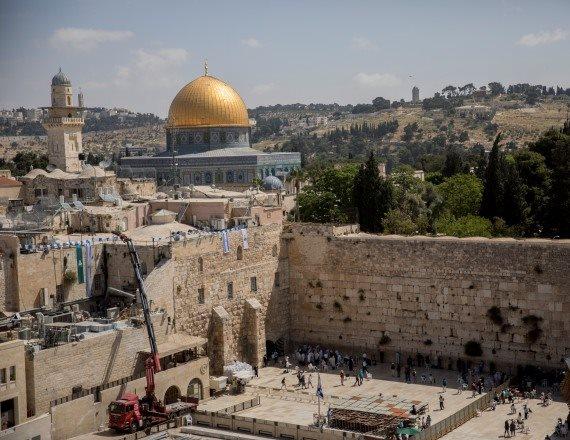 הרובע היהודי בעיר העתיקה בירושלים