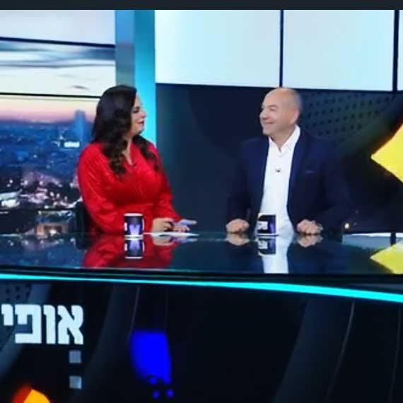 אופירה אסייג ואיל ברקוביץ'