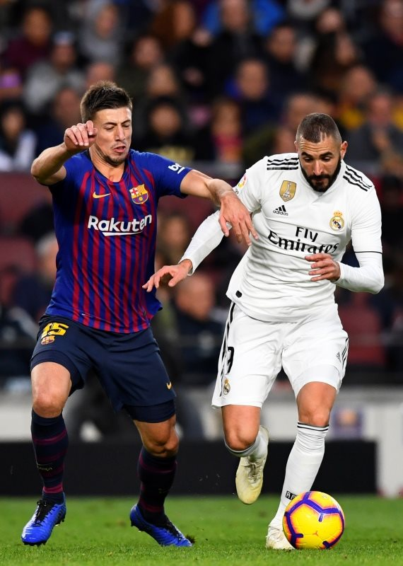 ריאל מדריד נגד ברצלונה