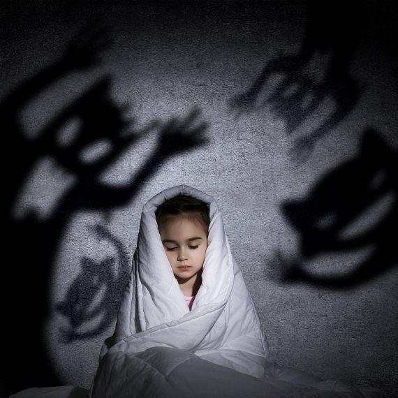 """""""הרבה פעמים ילדים מפתחים כל מיני סוגים של פחדים ודאגות"""""""