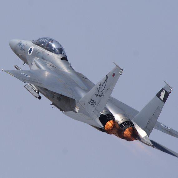 מטוס קרב, אילוסטרציה